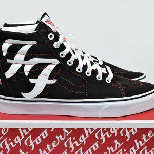 Vans Foo Fighters Sk8-Hi 25th Anniversary